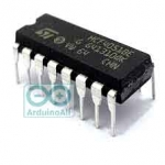 IC 4051B CD4051B IC Multiplexer / ขยายขา analog / digital GPIO