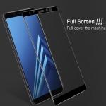Samsung A8 Plus 2018 (เต็มจอ) - ฟิลม์ กระจกนิรภัย P-one 9H 0.26m ราคาถูกที่สุด