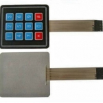 3x4 Matrix Keypad 4x3