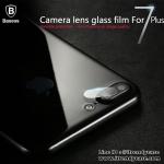 iPhone 7 Plus - ฟิล์มกระจกนิรภัย ติดเลนส์กล้อง Baseus Camera Lens Glass Film แท้