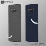 Samsung Note8 - เคสขุ่น CAFELE สุดบาง 0.4MM แท้