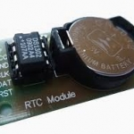 DS1302 RTC Real Time Clock Module with Free CR2032 3V Battery