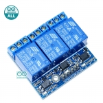 Arduino Relay 3 Channel Optocoupler Relay Module 12V 10A รีเลย์ 12v 3ช่อง ทำงานแบบ Active High
