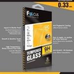 iPad mini 1 / 2 / 3 - ฟิลม์ กระจกนิรภัย FOCUS แบบใส UC 0.33 mm แท้