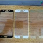 Samsung Galaxy J7 Prime (เต็มจอ) - ฟิลม์ กระจกนิรภัย P-One 9H 0.26m ราคาถูกที่สุด
