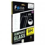 Huawei P9 Plus (เต็มจอ) - ฟิลม์ กระจกนิรภัย FULL FRAME FOCUS แท้ (ดีที่สุดในตอนนี้!!)