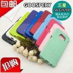 Samsung Galaxy S6 - เคส TPU Mercury Jelly Case (GOOSPERY) แท้
