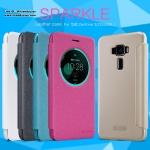"ASUS Zenfone 3 5.5"" - เคสฝาพับ Nillkin Sparkle leather case แท้"