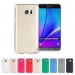Samsung Galaxy Note7 - เคส TPU i-Jelly Metal Case by GOOSPERY (Mercury) แท้