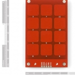 CJMCU-122 MPR121 capacitive touch sensor keypad module