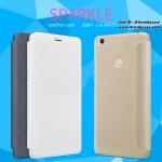 Xiaomi Mi Max 2 - เคสฝาพับ Nillkin Sparkle leather case แท้