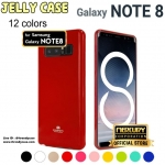 Samsung Note8 - เคส TPU Mercury Jelly Case (GOOSPERY) แท้
