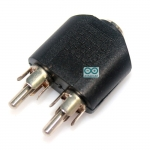 Jack Audio adapter 3.5mm to RCA