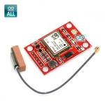 NEO-6M Ublox/u-blox GPS Module NEO6MV2 พร้อมสายอากาศ