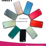 iPhone 5, 5s - เคส TPU i-Jelly Metal Case by GOOSPERY (Mercury) แท้
