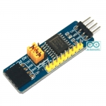 บอร์ดขยายขา IO 8 ขา แบบ I2C ใช้ชิฟ PCF8574AT Matrix Keypad i2c