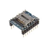 โมดูลเล่นเพลง WTV020 สำหรับ Arduino