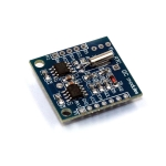 Tiny RTC I2C modules 24C32 memory DS1307 clock for arduino พร้อมแบตเตอรี่