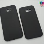 Samsung Galaxy A5 2017 - เคสเคฟล่า TPU สีดำ