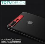 iPhone 8 Plus - เคสใส Sparkling Series Lexury Aluminium Protect Camera TOTU DESIGN แท้