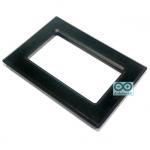 เฟรมครอบจอ Graphic LCD 128x64 กรอบจอ