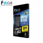iPhone 7 (เต็มจอ/SUPER GLASS) - กระจกนิรภัย FULL FRAME FOCUS แท้