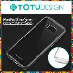 Samsung Galaxy S8 - เคสใส Ultra-Thin TPU/PC TOTU DESIGN แท้