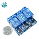 Arduino Relay 3 Channel 5V Optocoupler Relay Module 10A รีเลย์ 5v 3ช่อง ทำงานแบบ Active High