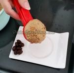 ที่ตักไอศครีม คุกกี้ก่อนเข้าอบ ผลไม้ต่างๆ เช่น แตงโม