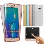 Samsung Galaxy A9 Pro - เคสใส ประกบ TPU
