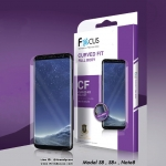 Samsung S8 Plus (เต็มจอ/รอบตัว) - Focus ฟิลม์ TPU Curved Fit Full Body หุ้มขอบ แท้