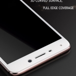 OnePlus 3, 3T (เต็มจอ/ขอบนิ่ม) - กระจกนิรภัย 3D 0.23mm LEPHEE แท้