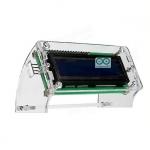 Acrylic LCD 1602 housing shell ที่ตั้งอะคริลิก Case LCD เคสจอ LCD Case รุ่น 1602