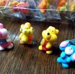 ตุ๊กตาไอซิ่งรูปหมีพูห์และเพื่อน ๆ ( 20 ชิ้น )