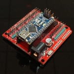 Funduino Nano Shield