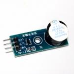Active Buzzer Module 3.3 - 5V ทำงานแบบ Active LOW