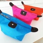 กระเป๋าใส่เครื่องสำอางค์สีสันสดใส