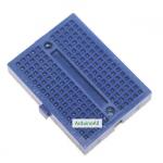 Breadboard 170 holes สีน้ำเงิน