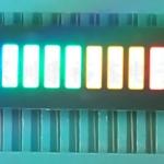 LED Bar Color Full ไฟ LED 10 ดวง แบบแท่ง 4 สี