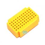 Breadboard แบบ Block ขนาดเล็ก 55 จุด สีเหลือง
