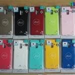 Samsung A8 2018 - เคส TPU Mercury Jelly Case (GOOSPERY) แท้