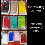 Samsung J7 Plus - เคส TPU Mercury Jelly Case (GOOSPERY) แท้