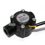 เซนเซอร์วัดอัตราการไหลของน้ำ Water Flow Sensor Flowmeter Hall Water control 1-30L/min 2.0MPa Flow flow metar water sensor คละสี