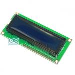 LCD 3.3v LCD 16x2 1602 3.3V จอ LCD 16 ตัวอักษร 2 บรรทัด ไฟเลี้ยง 3.3V สีน้ำเงิน