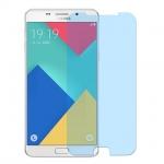 Samsung Galaxy A9 Pro - ฟิลม์ กระจกนิรภัย ถนอมสายตา (Blue Light Cut) P-One 9H