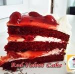 เรดเวลเว็ทเค้ก (Red Velvet Cake)