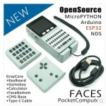 M5Stack Faces Pocket Computer Kit