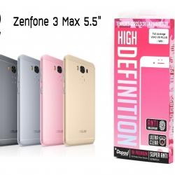 Zenfone 3 Max 5.5 (เต็มจอ) - กระจกนิรภัย FULL FRAME Dapad แท้