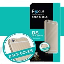 iPhone 7 Plus (ฟิล์มหลัง) - ฟิลม์กันรอย รอบตัวเครื่อง Focus Deco Shield Kevlar แท้