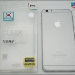 iPhone 6 Plus / 6s Plus - เคสใส TPU Clear Mercury Jelly Case แท้